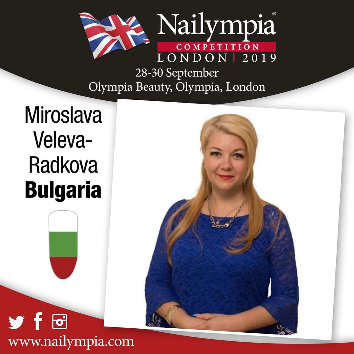 London 2019 Entry | Nailympia
